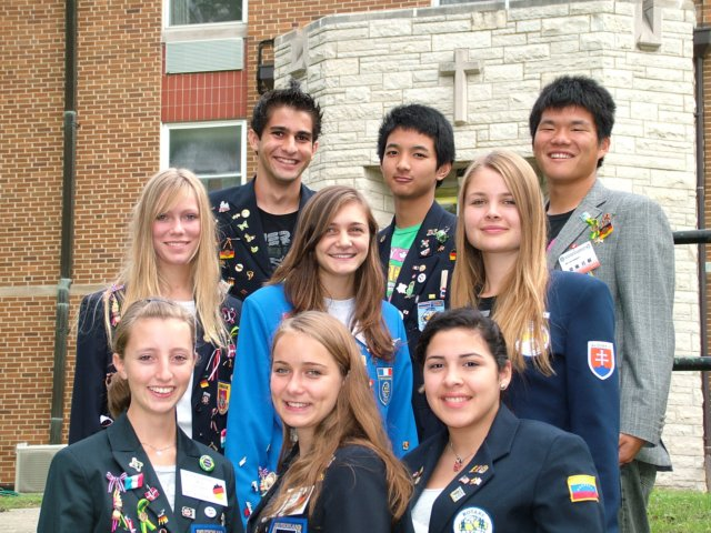Become an Exchange Student - Central States Rotary Youth